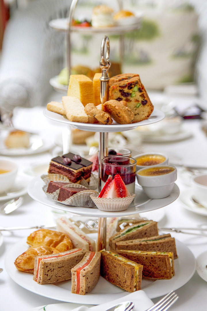 High tea set with dessert sandwich .jpg