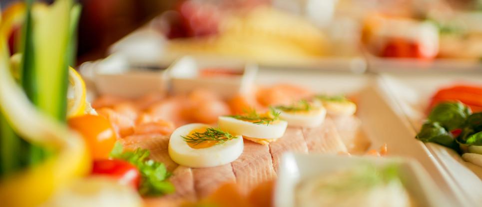 Fischplatte Frühstücks-Manufaktur