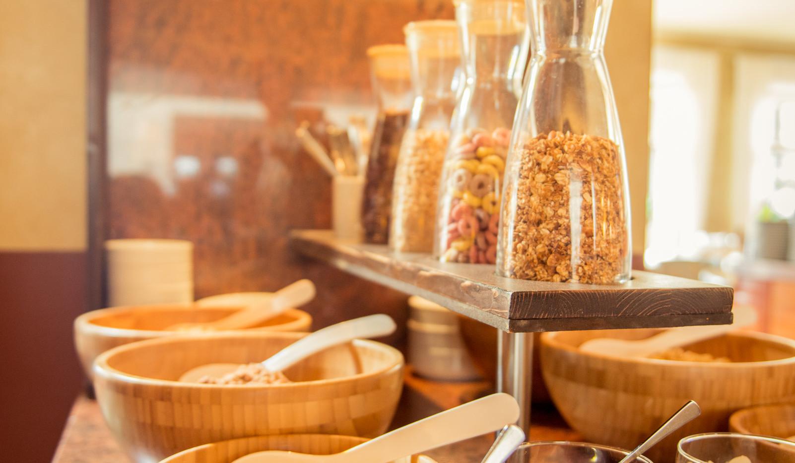 Granola und Müsli Frühstücks-Manufaktur
