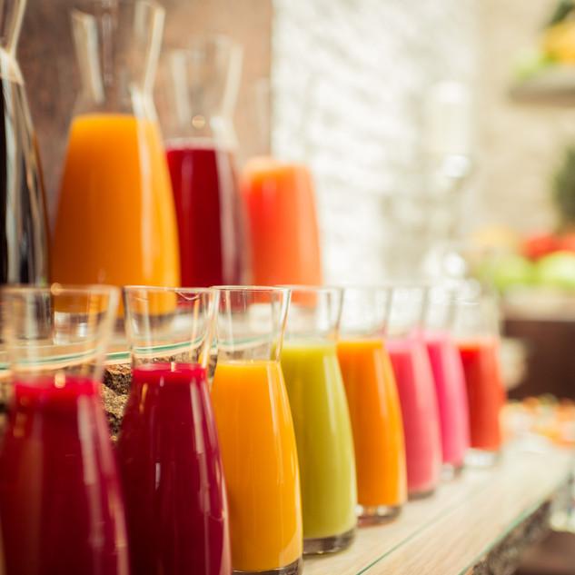 Frühstücks-Manufaktur im Hotel Wegner - the culinary art hotel