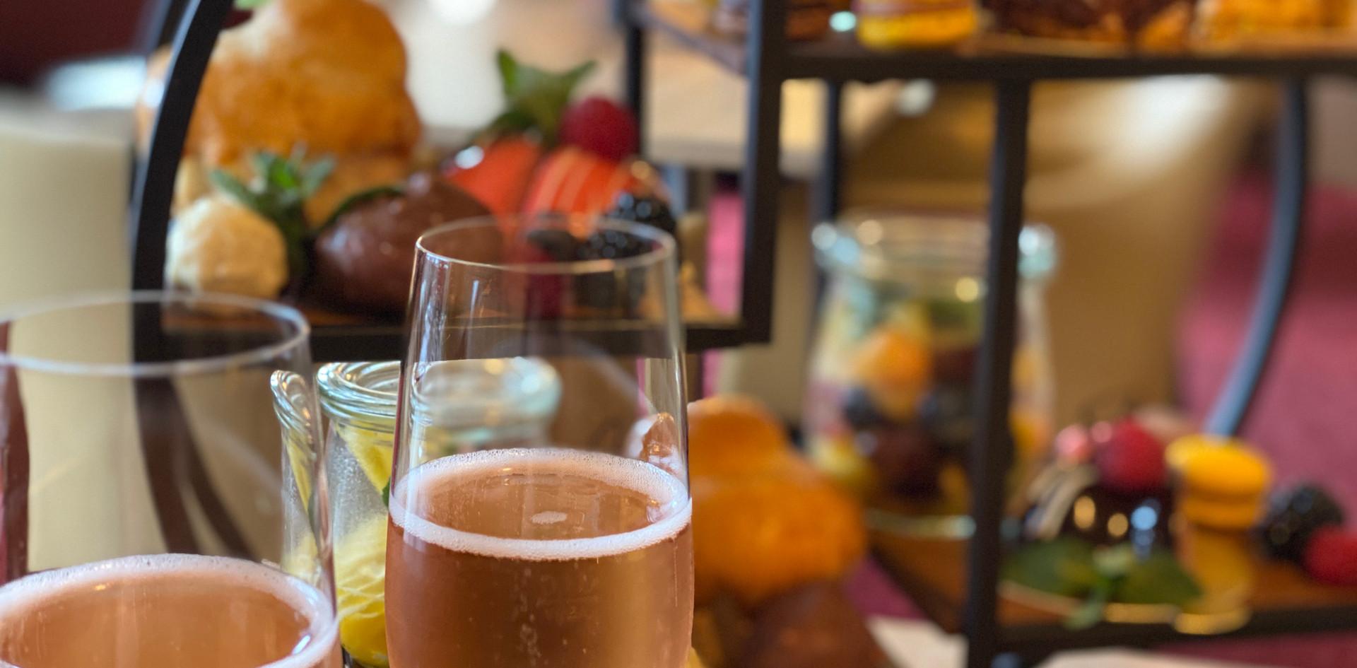 Afternoon Tea - Hotel Wegner - The culinary Art Hotel