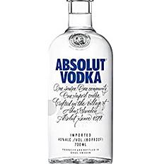 Wodka Absolut 2cl