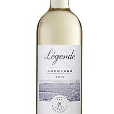 Bordeaux Blanc - Légende