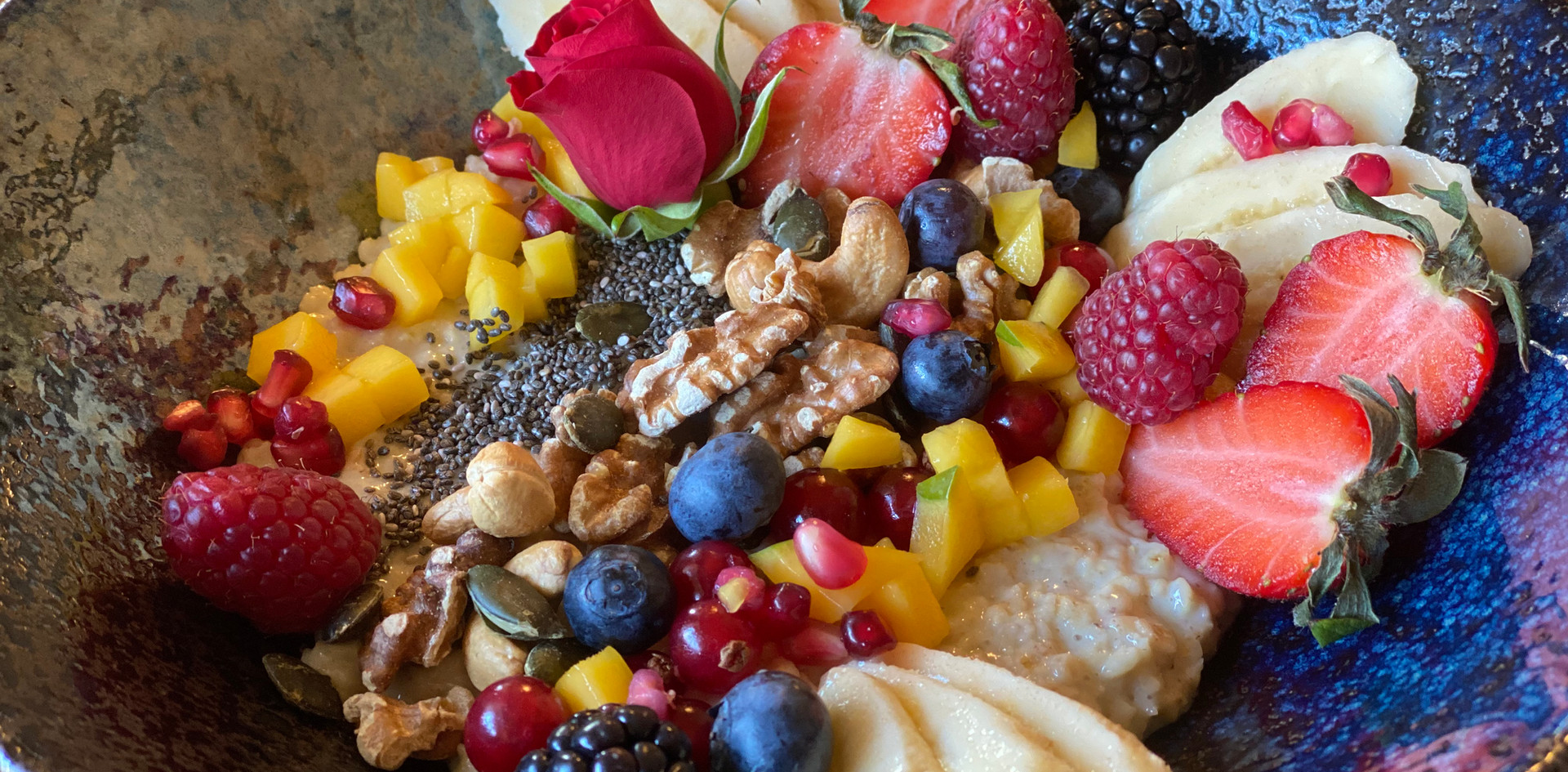 Porridge Frühstücks-Manufaktur - Hotel Wegner - The culinary Art Hotel