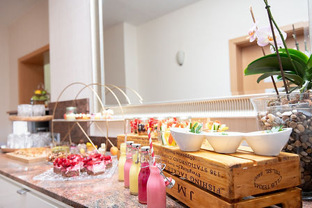Pausenraum Tagung im Hotel Wegner - the culinary art hotel