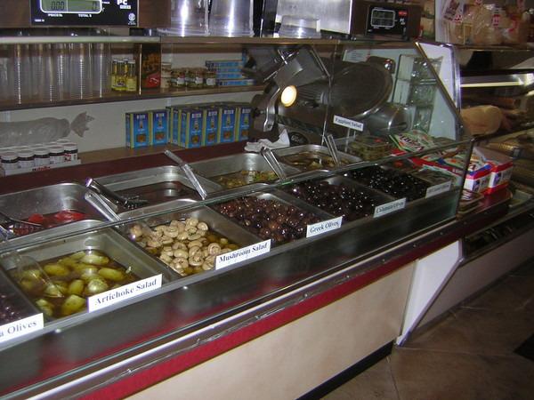 capri olive salads