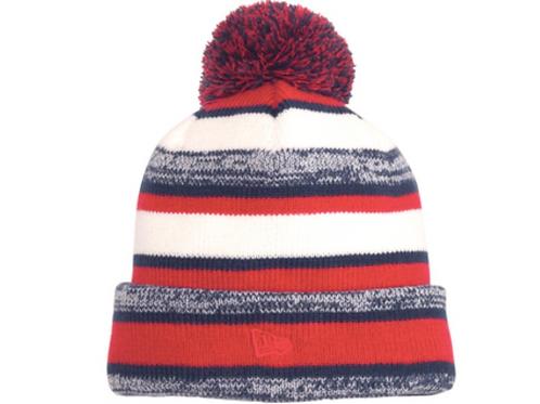 Pom-Pom Winter Hat