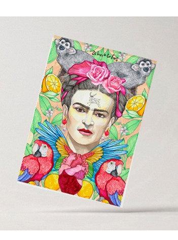 Notebook Frida Kahlo