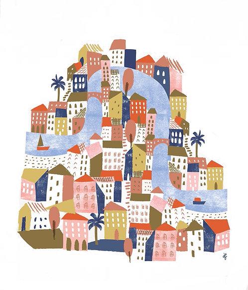 Ciudad y Río