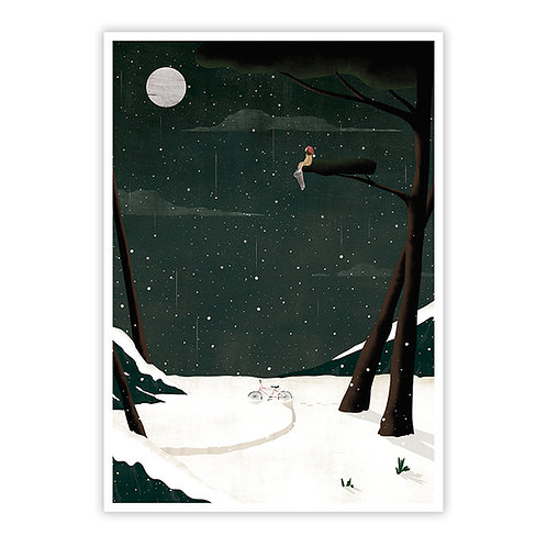 It Star Snowing