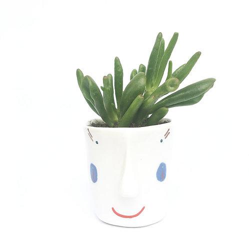 Smiley pots II