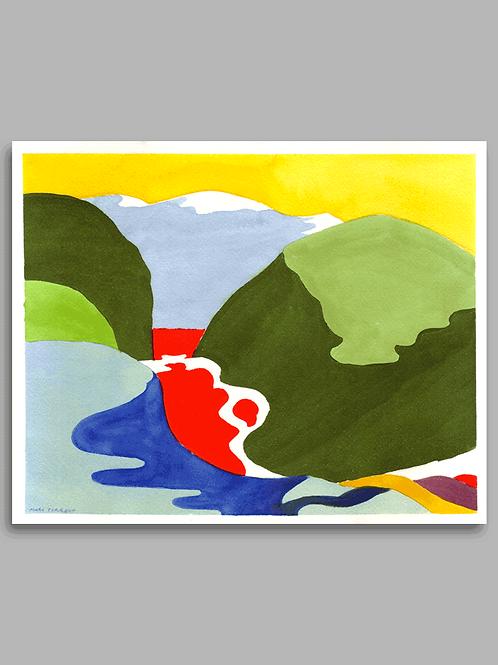 Liquid Landscape