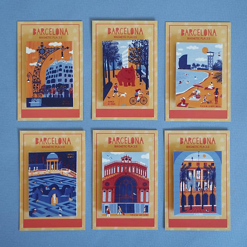 Magnets Barcelona