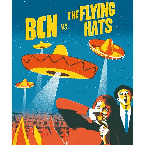 Bcn vs Flying hats
