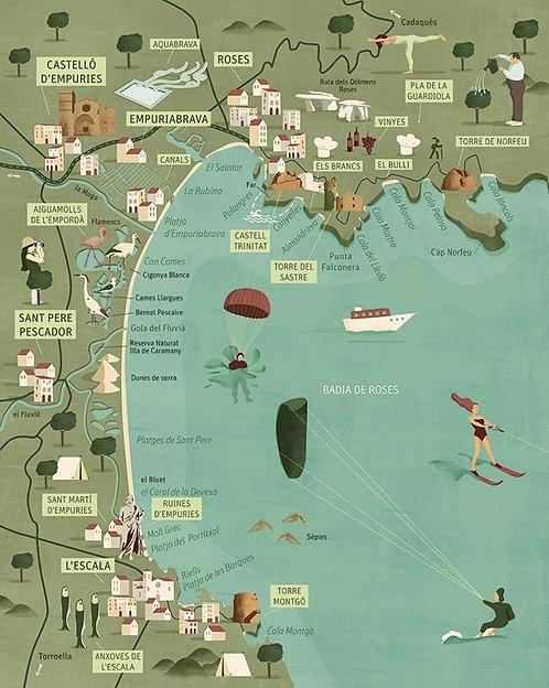 Sant Pere Pescador i l'Escala