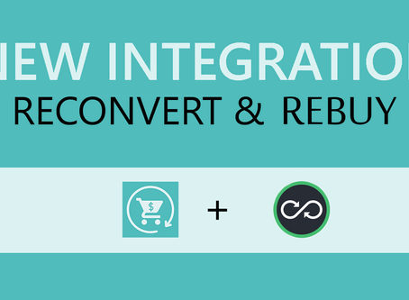 Display Smart Product Recommendations with the New Rebuy + Reconvert Integration