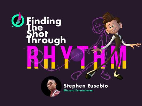 Finding The Shot Through Rhythm with Stephen Eusebio.