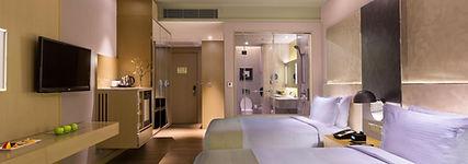 Holiday Inn 4-star rooms