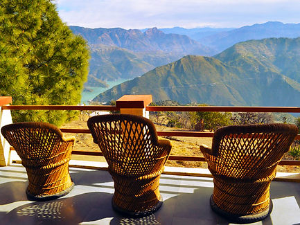 View Himalayan Eco Lodge in mountainsrm