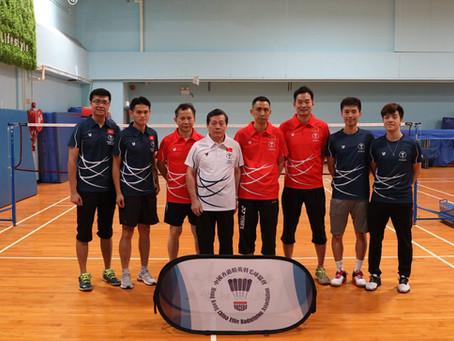 HKCEBAxHKYCOA Badminton Fun Day