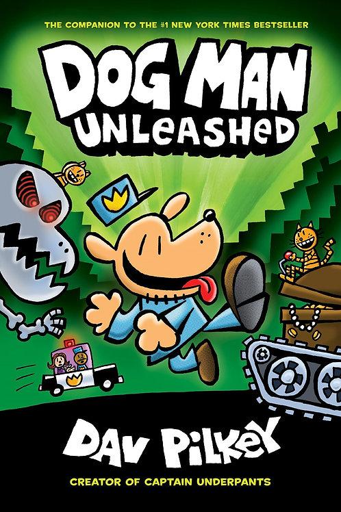 Dog Man Unleashed, #2