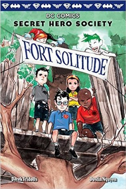 DC Comics Secret Hero Society: Fort Solitude