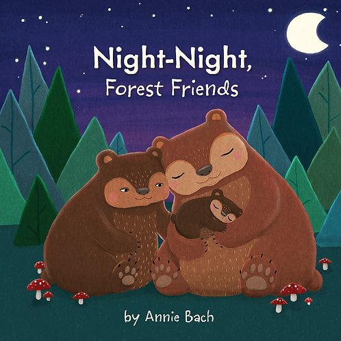 Night-Night Forest Friends