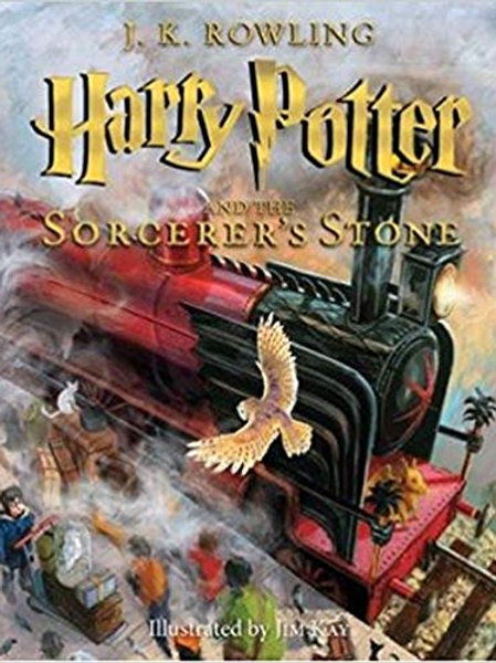 Harry Potter & the Sorcerer's Stone: The Illustrated Edition