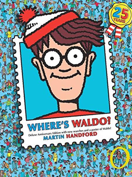 Where's Waldo?: Deluxe Edition (Anniversary)