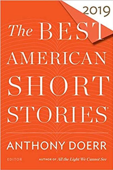 Best American Short Stories, 2019