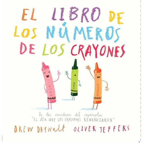 El libro de los numeros de los crayones (Spanish Edition)