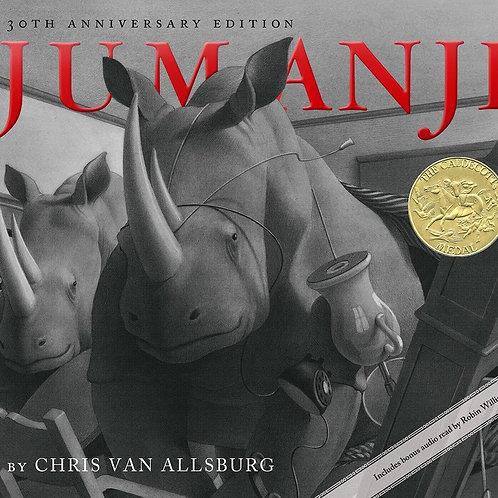 Jumanji 30th Anniversary Edition [With Audio Download]