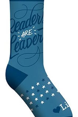 Readers Are Leaders Socks (Gs)