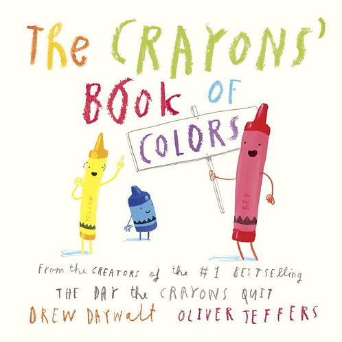 Crayons' Book of Colors