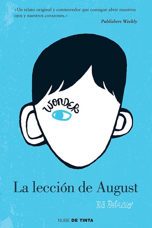 La lección de August / Wonder