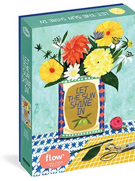Let the Sun Shine In 1,000-Piece Puzzle (Flow)