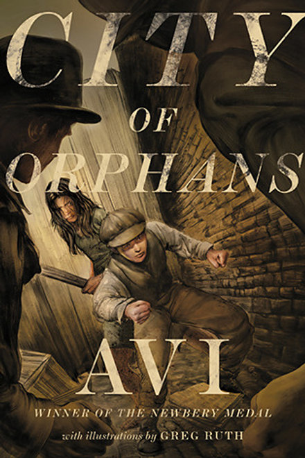 City Of Orphans