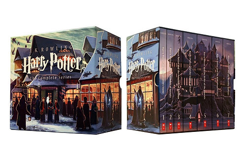 Harry Potter Boxed Set - Special Edition Paperback
