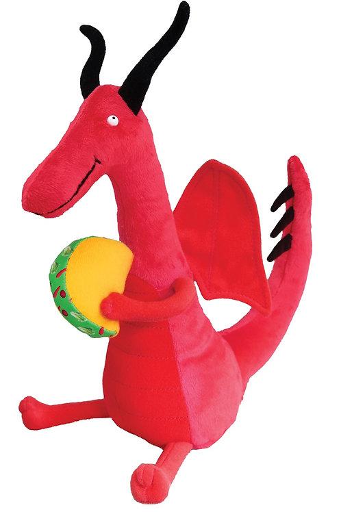 Dragon Loves Tacos plush