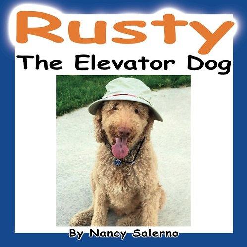Rusty, The Elevator Dog