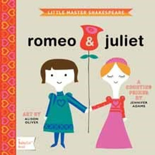 Romeo & Juliet: A Babylit(r) Counting Primer