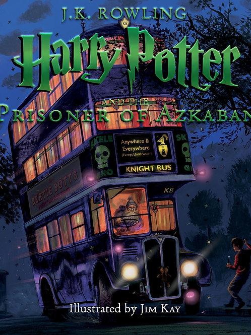 Harry Potter & The Prisoner Of Azkaban: The Illustrated Edition