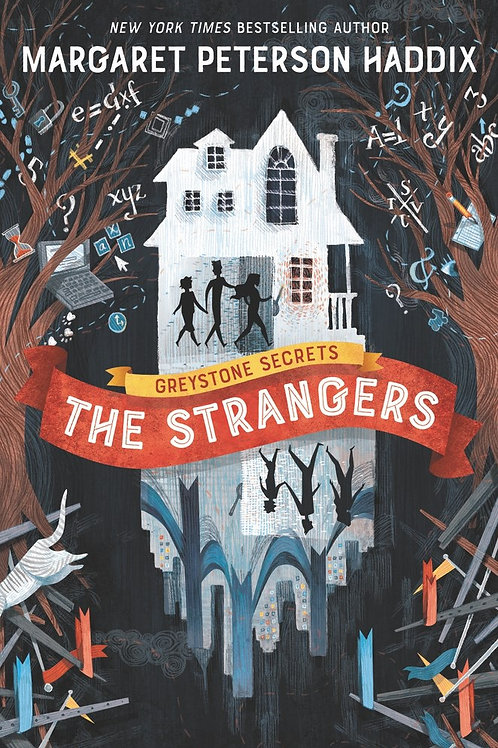The Strangers: Greystone Secrets #1