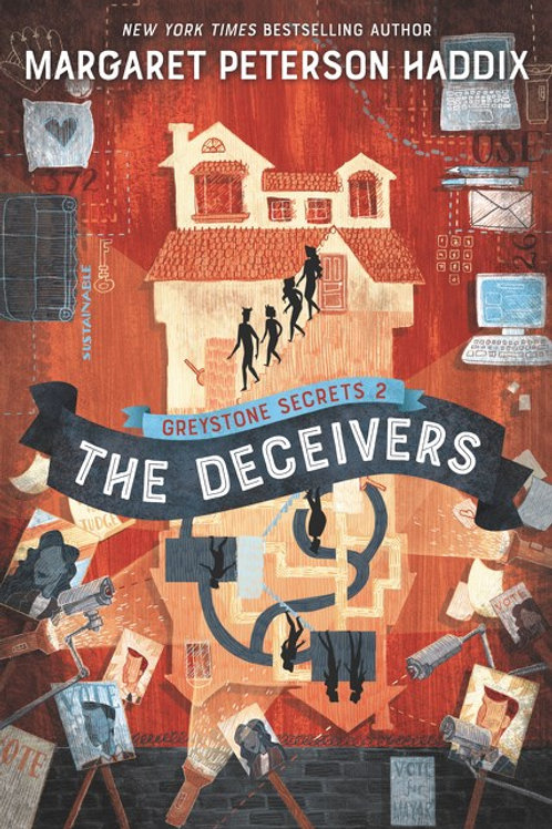 The Deceivers: Greystone Secrets Book 2