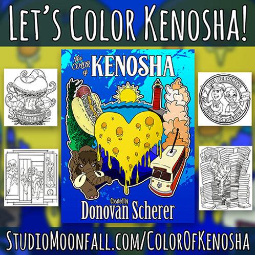 The Color of Kenosha - PRE-ORDER!