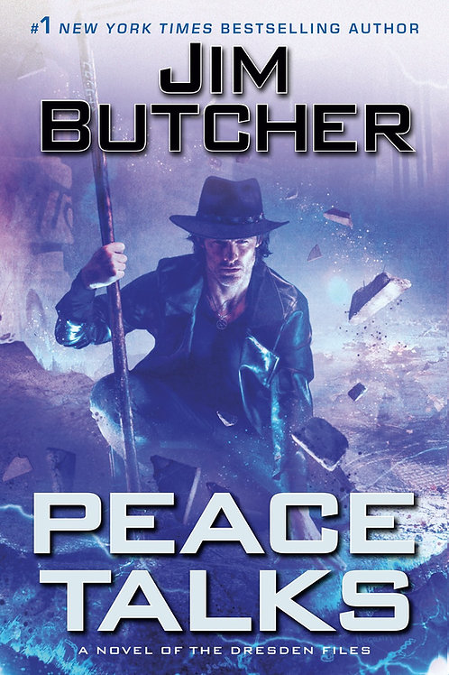 Peace Talks: A Novel of the Dresden Files