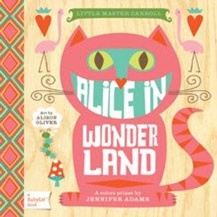 Alice in Wonderland: A Babylit(r) Colors Primer