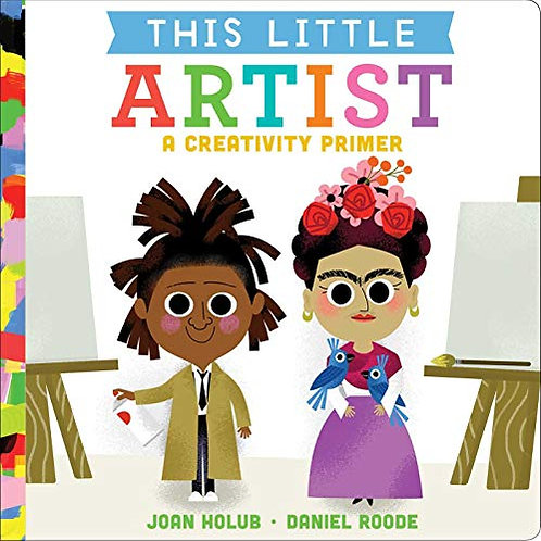 This Little Artist: An Art History Primer