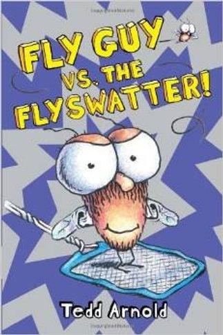 Fly Guy vs the Flyswatter