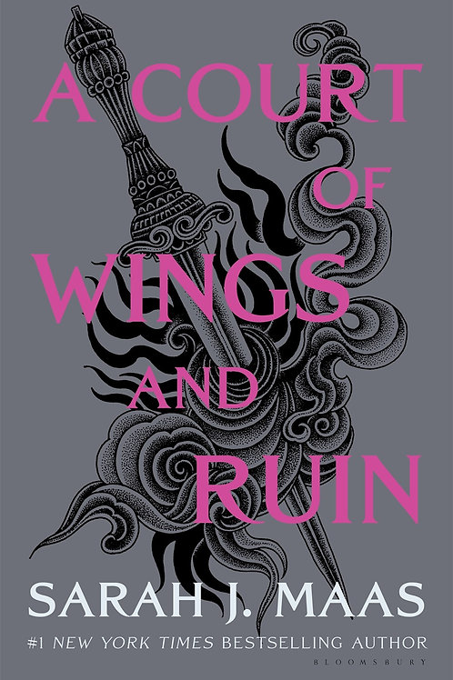 A Court of Wings and Ruin (Court of Thorns and Roses #3)